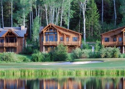 Teton Springs Log Cabins