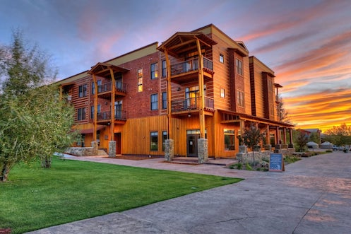 Teton Springs Lodge - 4 Star Hotel - Victor Idaho