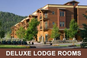 Deluxe Hotel Rooms & Suites - Teton Springs - Victor Idaho
