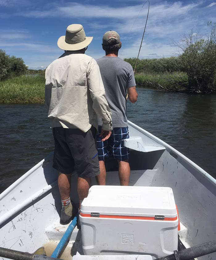 Guided Fly Fishing Adventures
