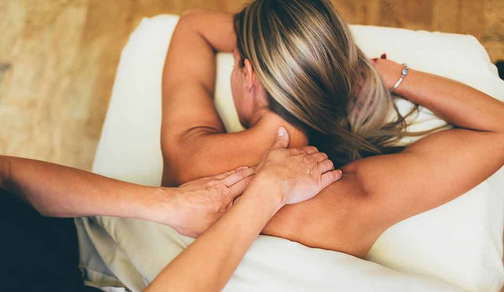 Relax and Enjoy a Massage