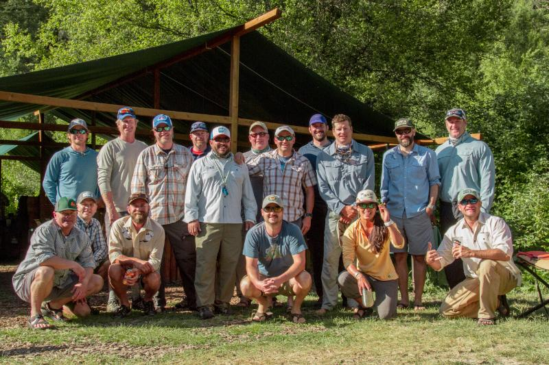 Fly Fishing the Southfork and Teton Rivers with a Purpose – Supporting the Silent Angels