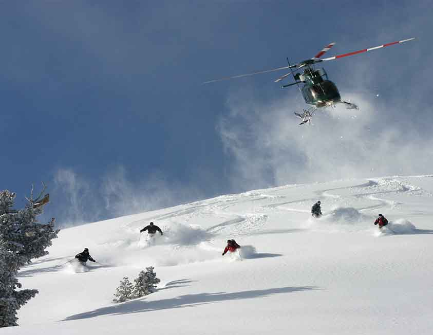 Idaho Ski Trip Packages