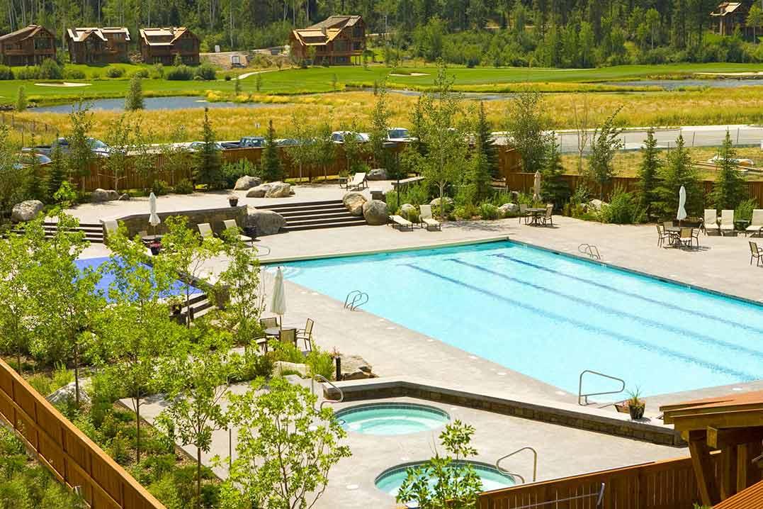 Teton Springs Lodge - Victor Idaho Hotel