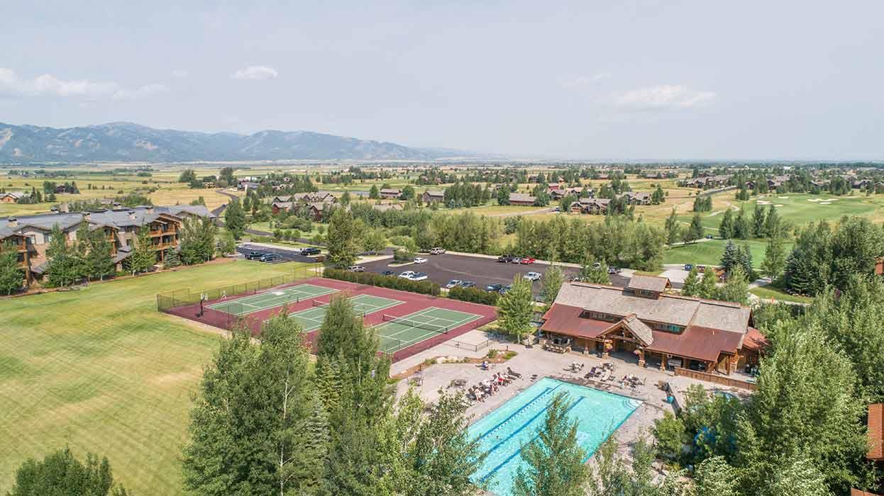 Idaho Resorts - Teton Springs Lodge