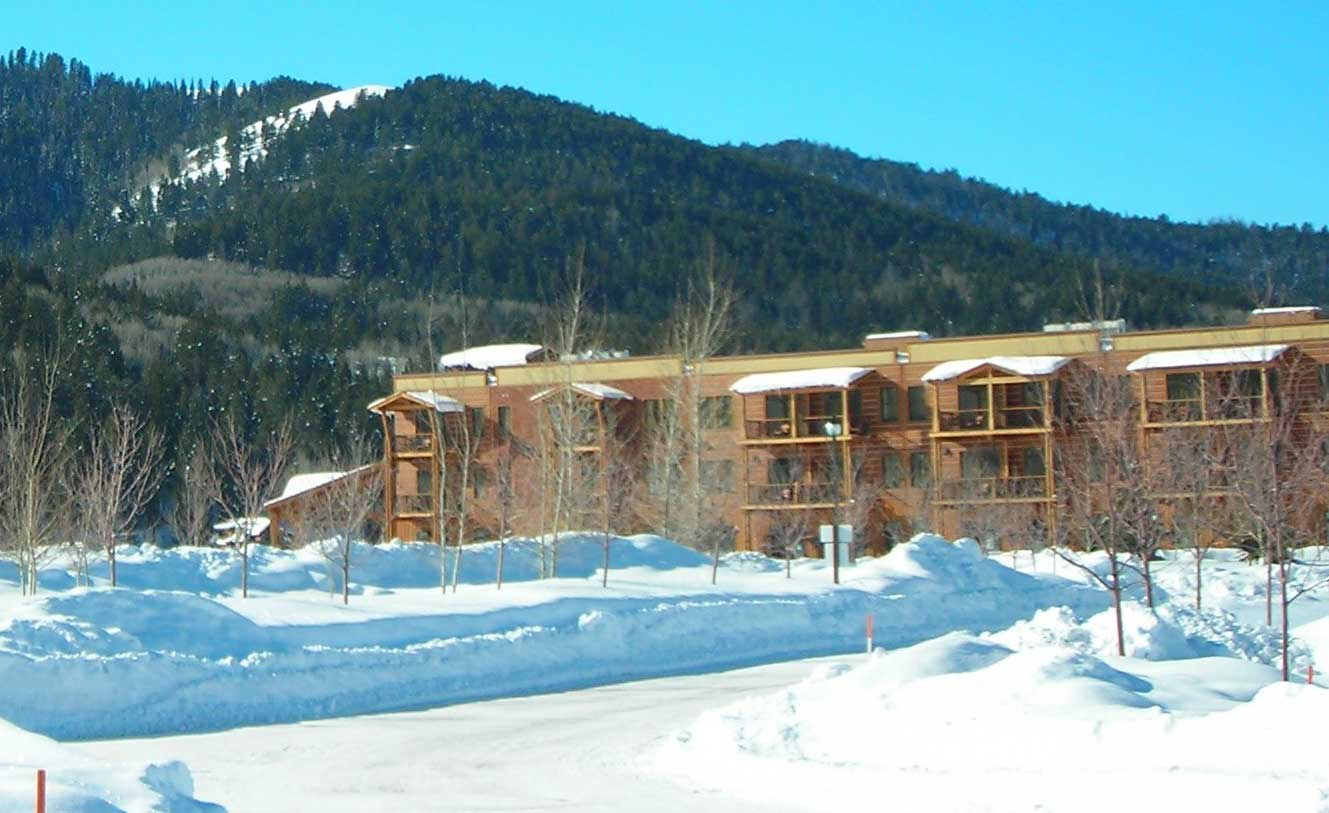 Teton Springs Lodge - Skiing Idaho
