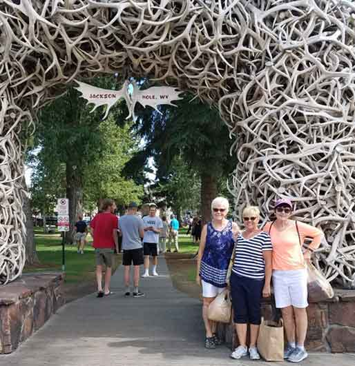 Shopping in Jackson Hole