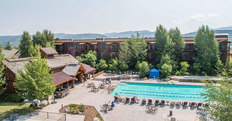 Lodging Grand Teton Springs Lodge and Spa