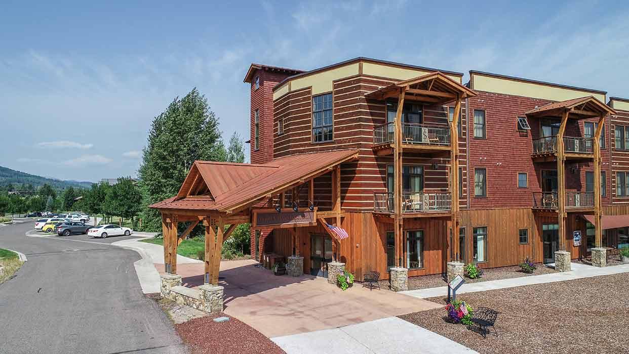 Teton Springs Lodge - East Idaho Resorts