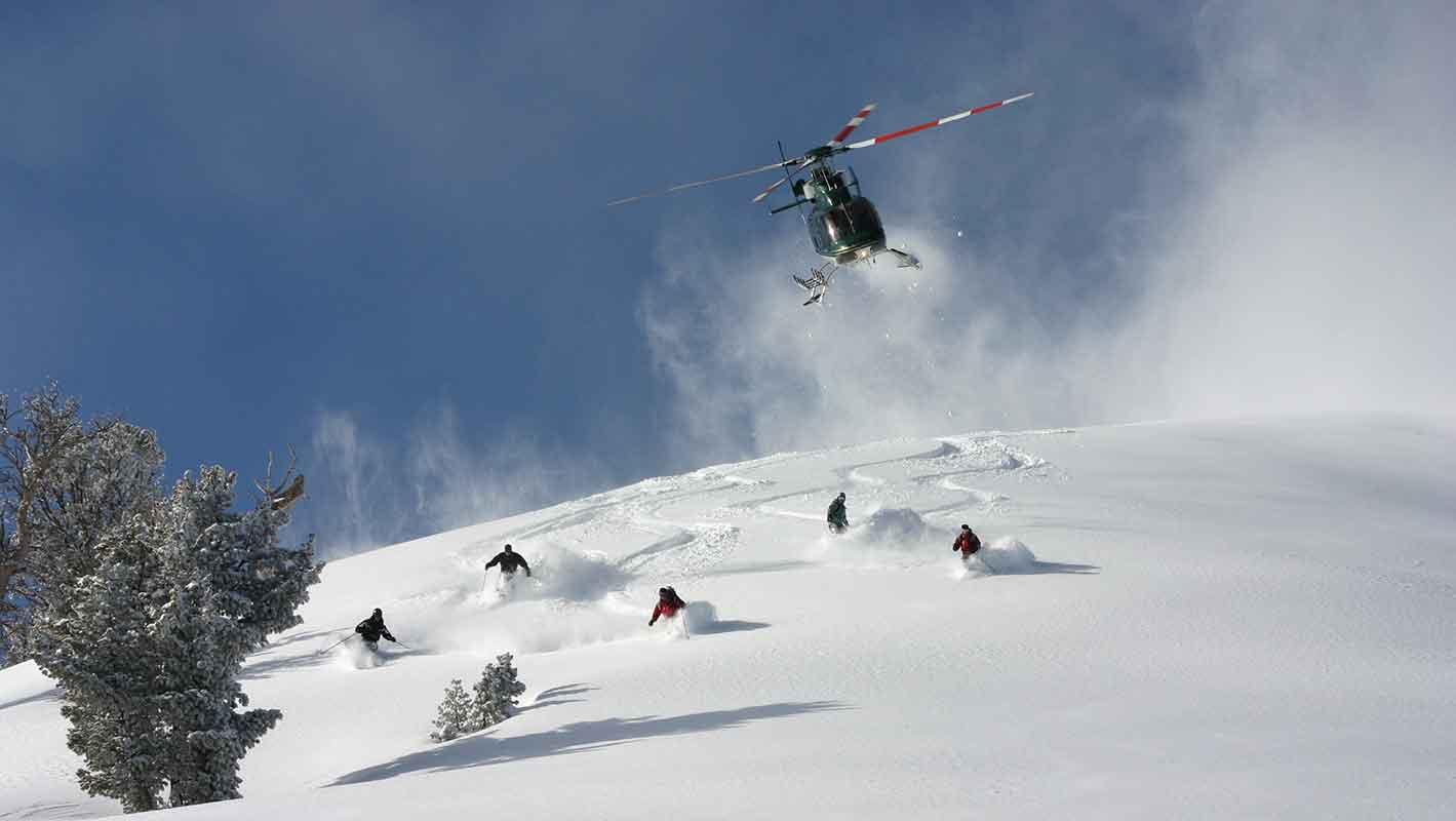Winter HeliSkiing Packages
