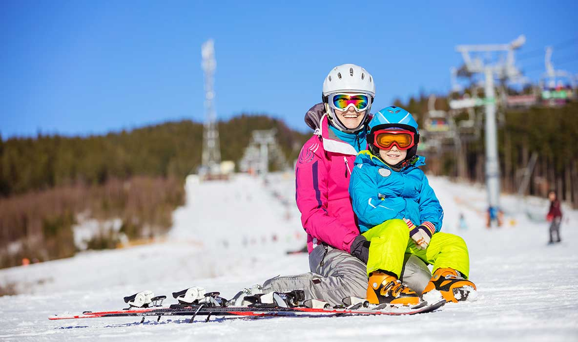 Family Ski Vacations at Teton Springs