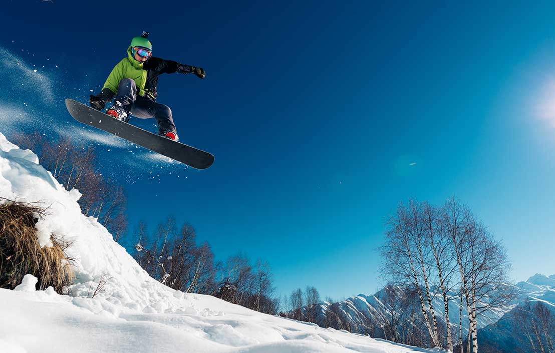Idaho Snowboard Packages