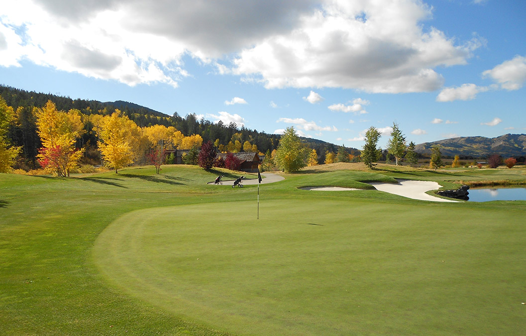 World Class Golf - Victor Idaho
