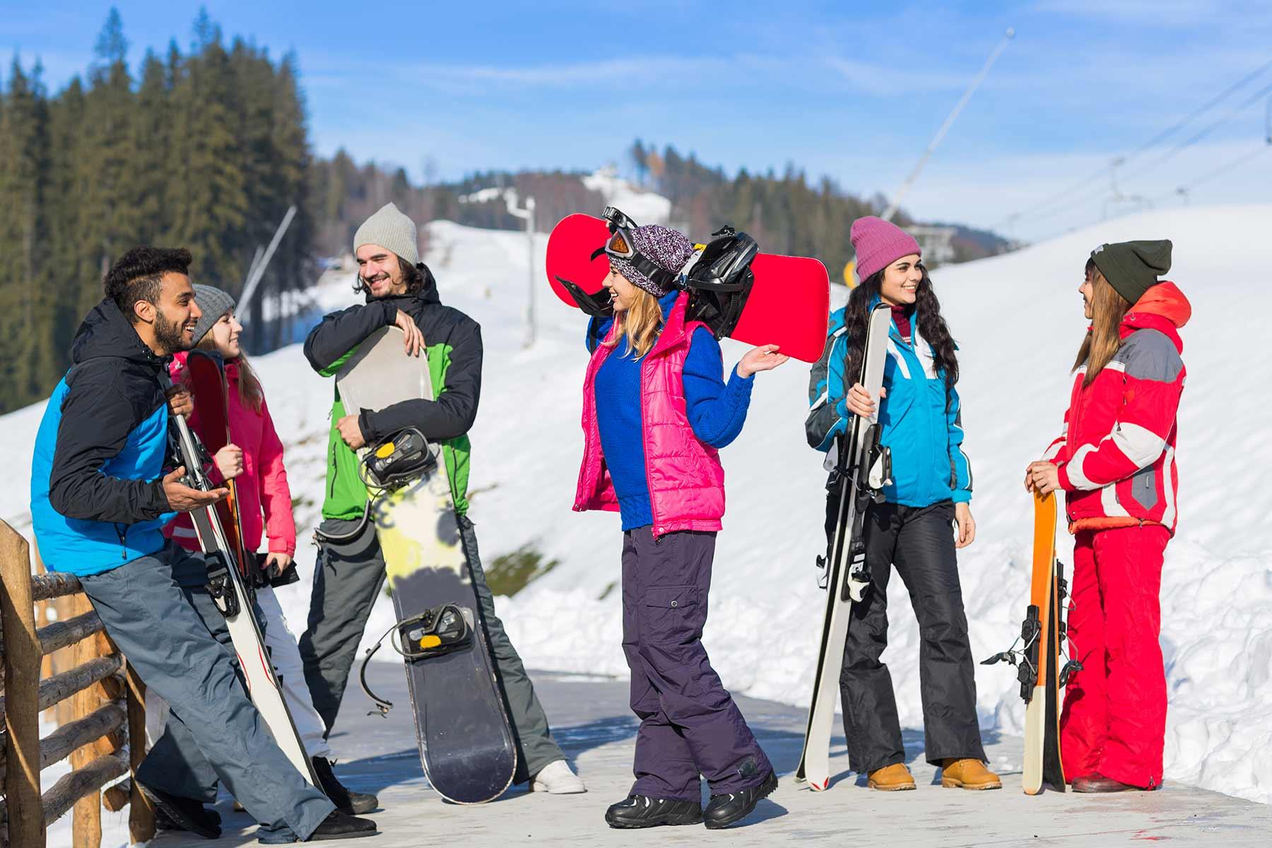 Snowcat Ski & Boarding