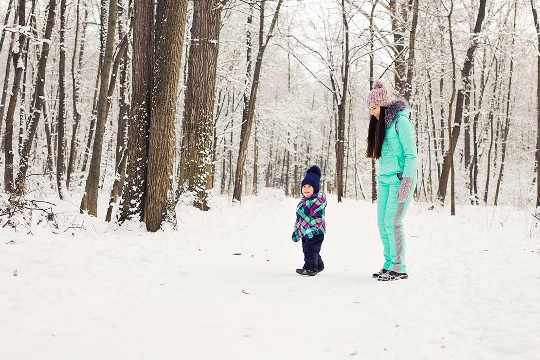 Weekend Winter Family Getaways