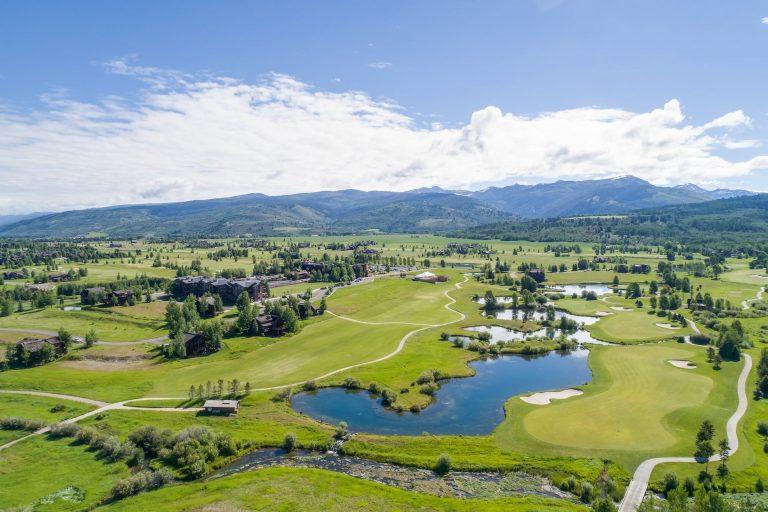 White Pine Condominium - Teton Springs Lodge & Spa