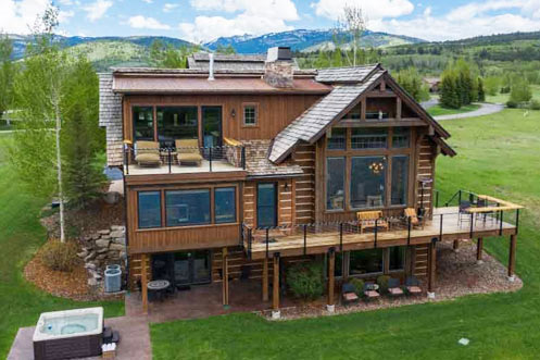 Vacation Home for Rent - Teton Springs - Victor Idaho