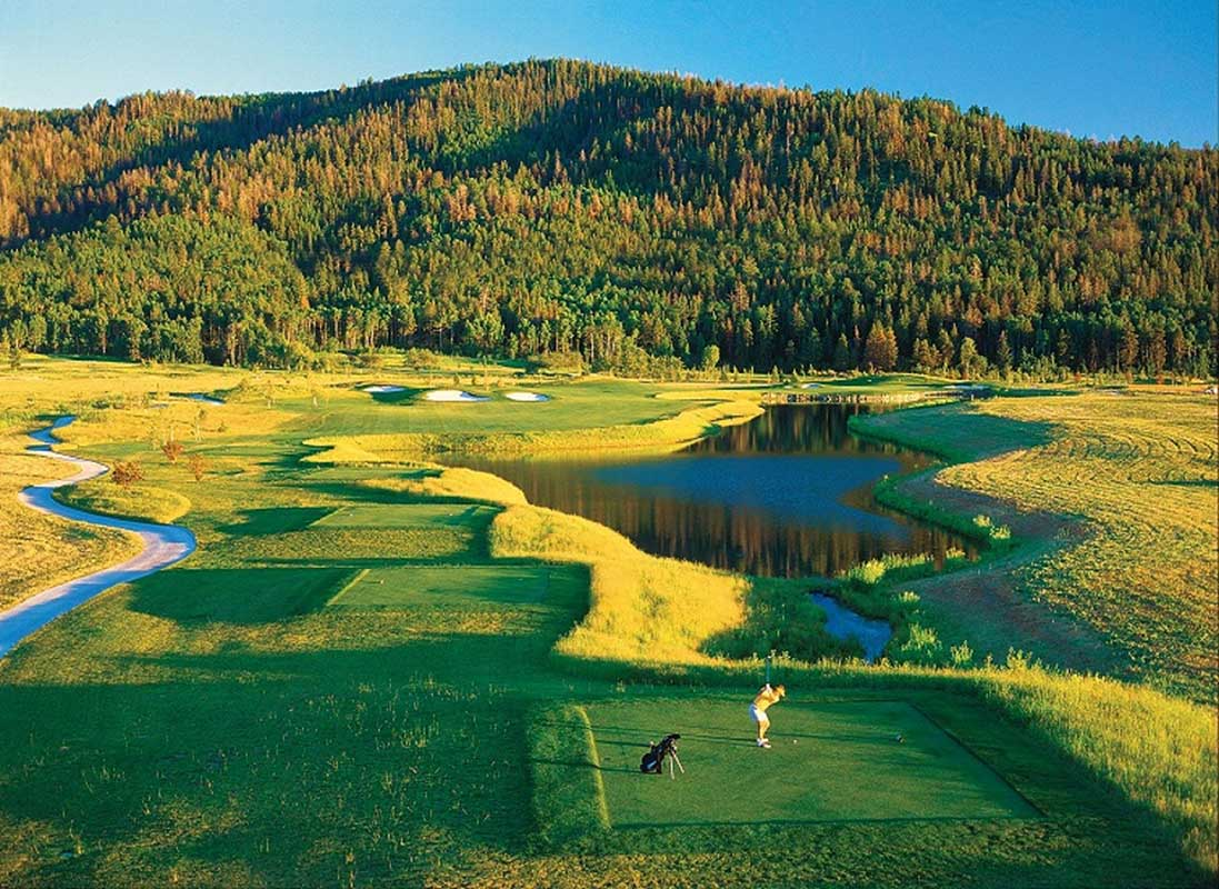 Golf Hotel Packages - Idaho