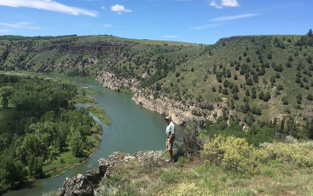 Hiking around Teton Springs Lodge - Victor Idaho
