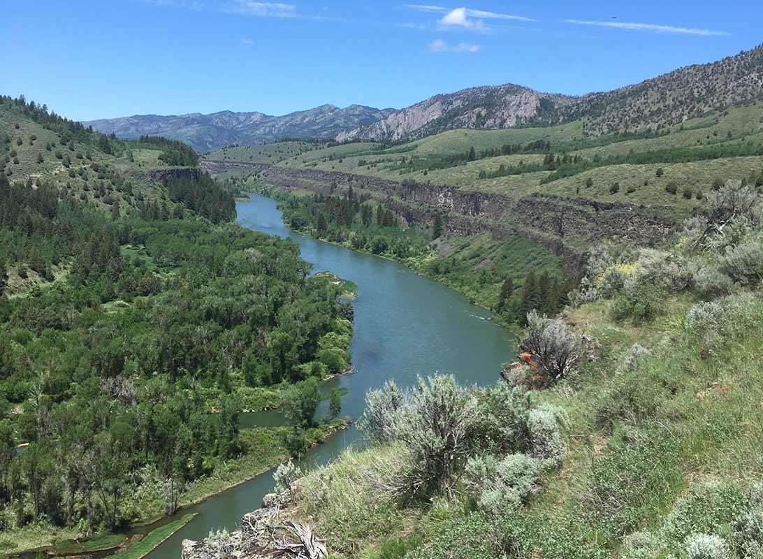 Hiking Trails Teton Valley - Victor - Driggs