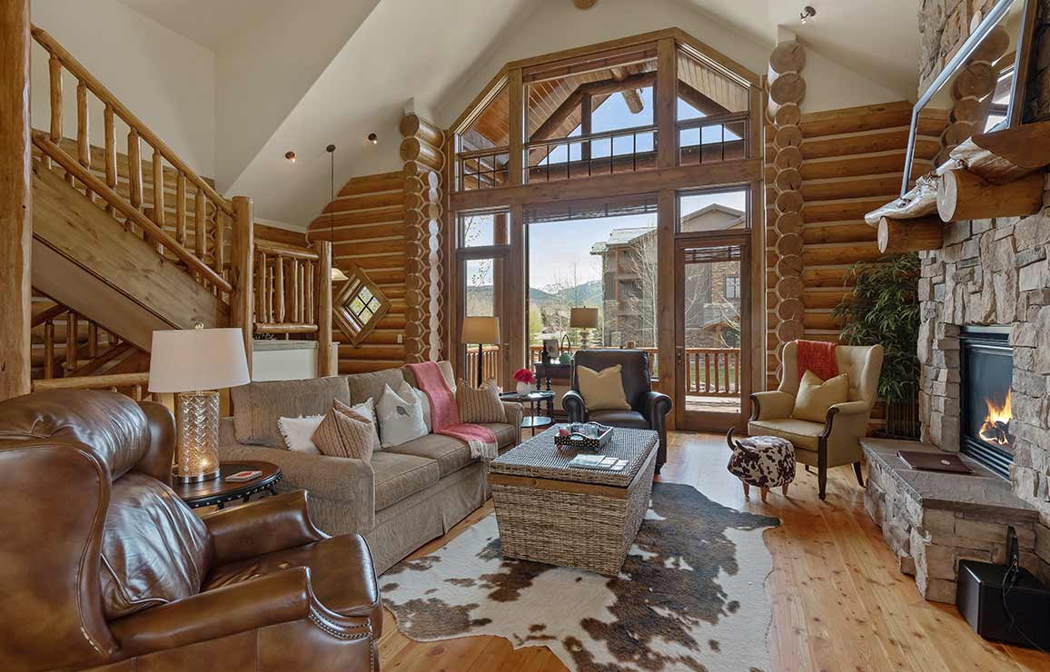 Idaho Vacation Cabins - Teton Springs