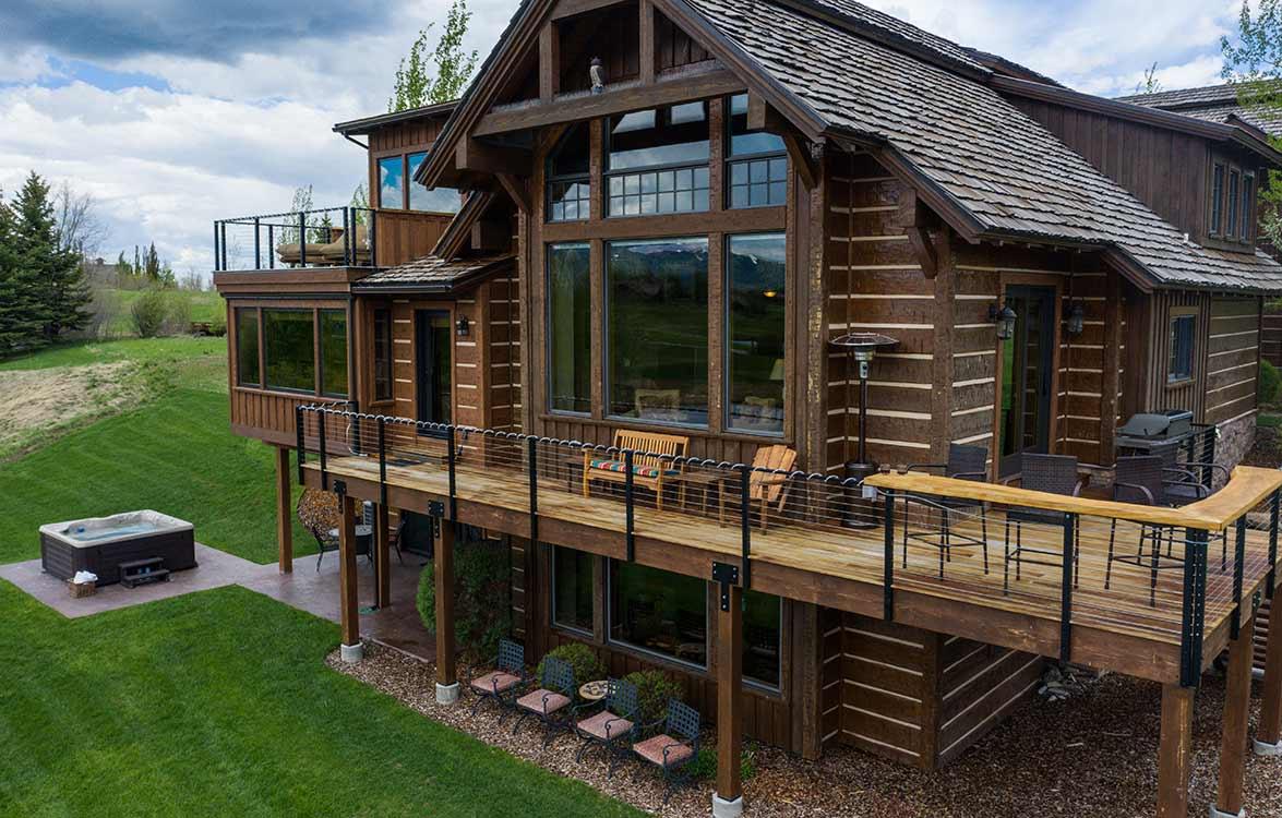 Idaho Vacation Cabins