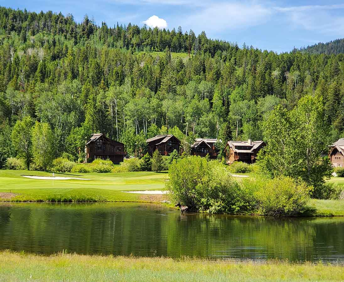 Fishing and Hiking near Teton Springs Lodge