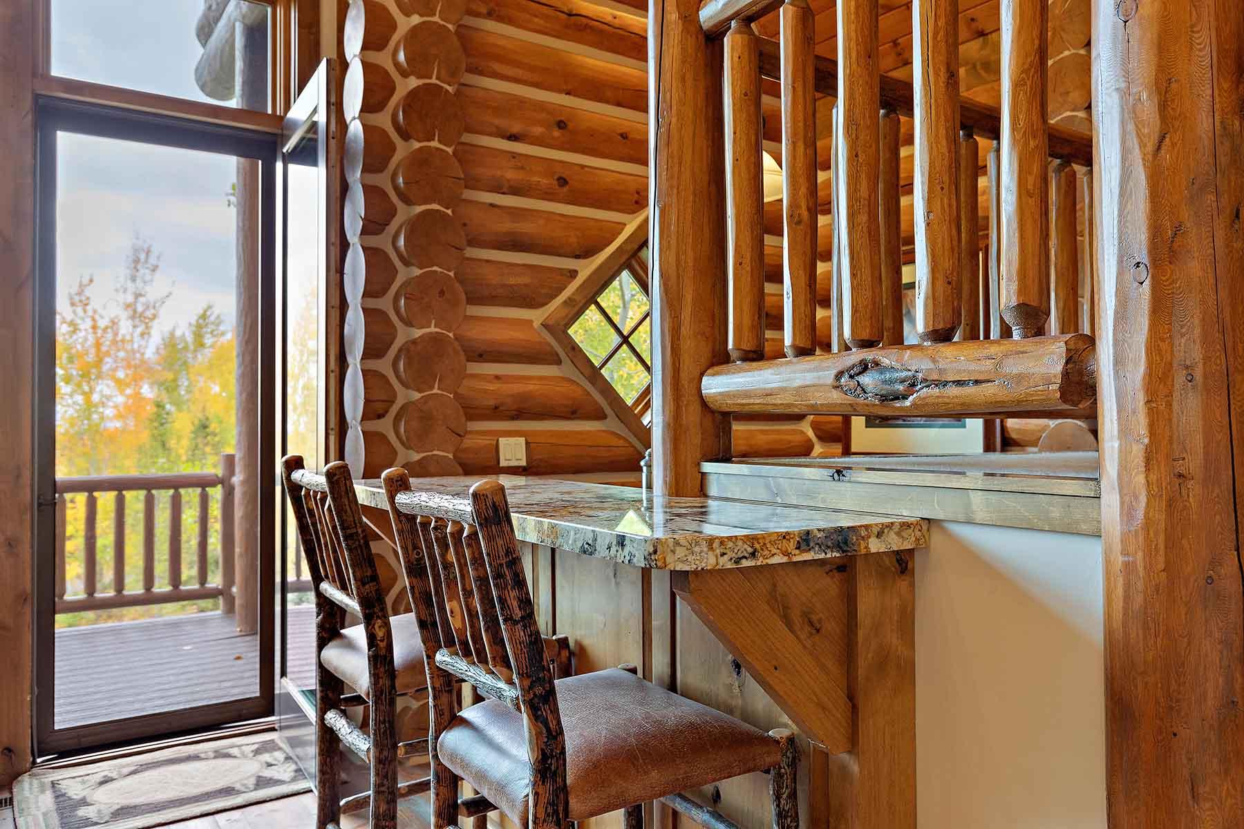 Teton Elk Cabin - Victor Idaho