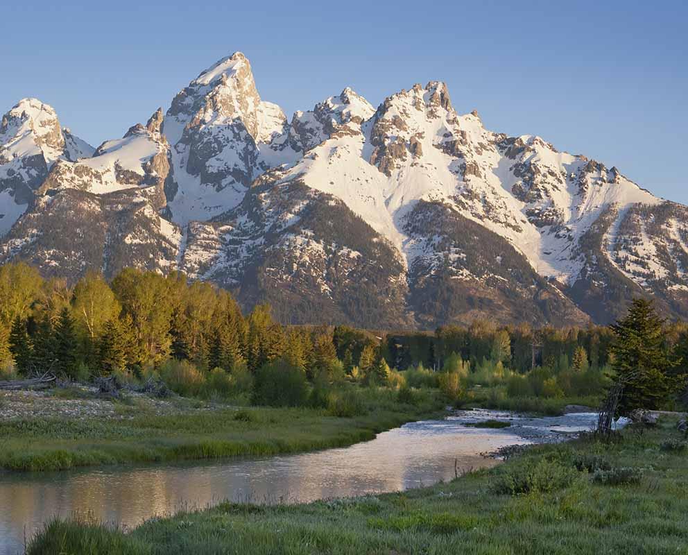 The Teton Valley