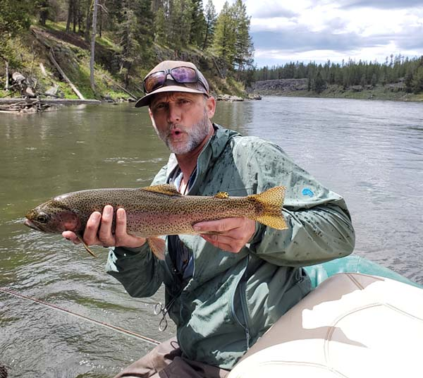 Rainbow Trout - Henry's Fork of Snake River