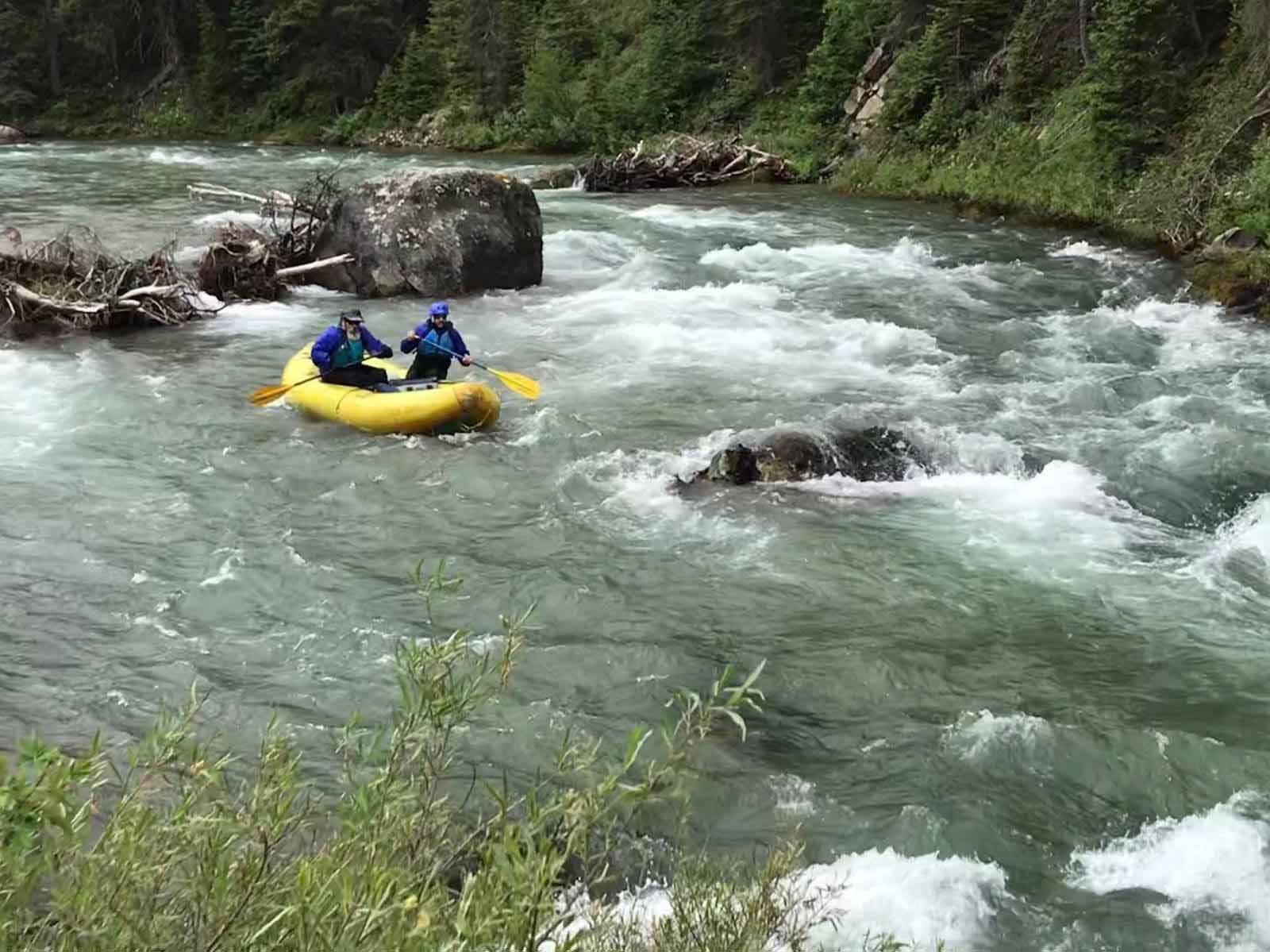 White Water Rafting - Jackson Hole
