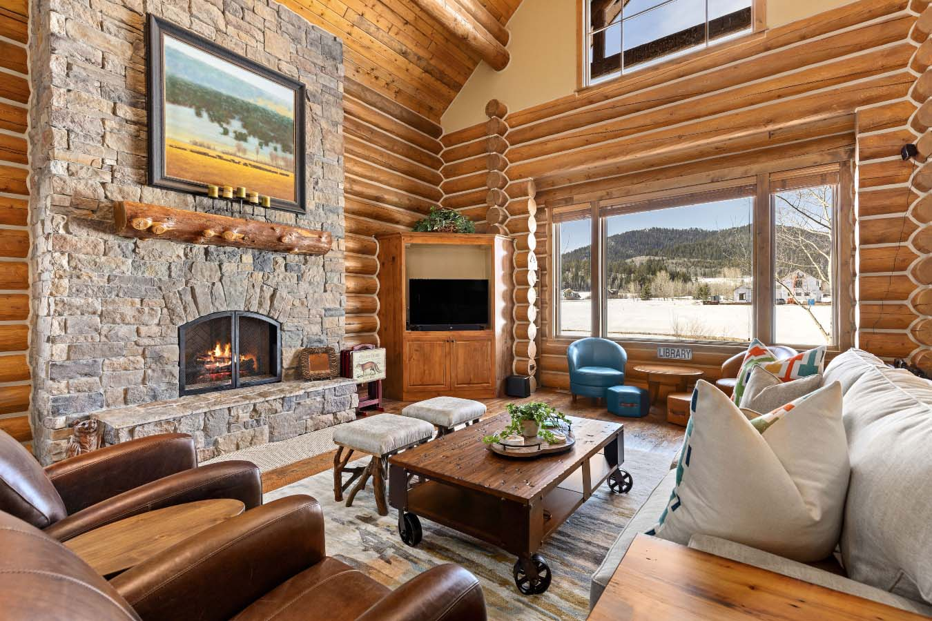 Restful Adventure Cabin for Rent - Victor, Idaho