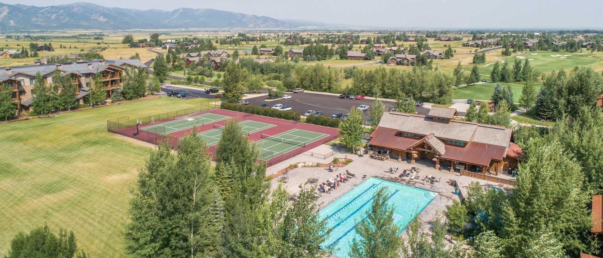 Teton Springs Lodge - Hotel - Victor Idaho