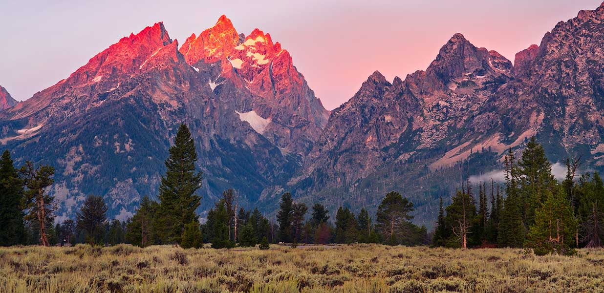 Teton Mountain Range - Victor - Drigss - Idaho